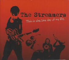 THE STREAMERS - THIS IS THE LAST DAY OF MY LIFE - (new digi-pak cd) - AMTY 014
