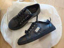 Dolce gabbana Boys Black Sneakers Size 29