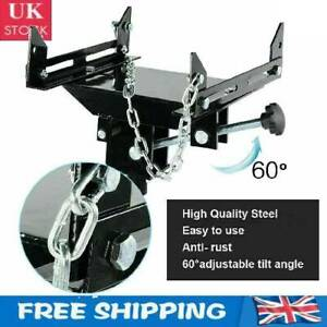 Transmission Jack Adaptor Gearbox Trolley Jack Cradle Support Plate 0.5 Ton