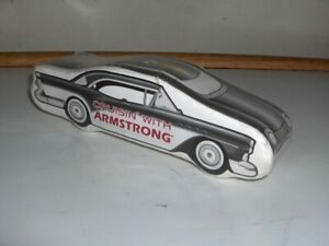 "Buick T Shirt Crusin' with Armstrong  ""New""  M Size Vintage"