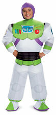 Buzz Lightyear Inflatable CHILD Costume One Size NEW Toy Story 4