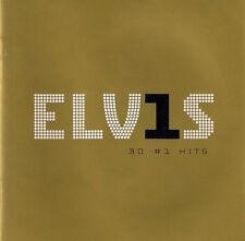 ELVIS PRESLEY 30 #1 HITS CD
