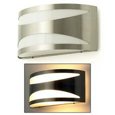 IP44 E27  MODERN Exterior Lamp, Wall Fence Lighting Outdoor Luminaire Gardena 21