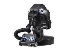 Star Wars Helm Replik von Bandai: Tie Fighter Pilot, neu & OVP, aus Serie 1