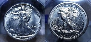 1940 Proof Walking Liberty Half Dollar 50c PCGS PR64 Old Rattler Holder !!