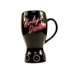 Harley Davidson H-D® 16 oz Black Bling Pilsner