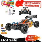 RC Car 1:10 Scale 4wd High Two Speed Off Road Nitro Gas Power Remote Control Car