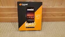 Boost Mobile - ZTE Tempo X 4G LTE with 8GB Memory Prepaid Smartphone NEW