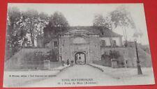 CPA CARTE POSTALE 1920-1930 TOUL PORTE DE METZ 54 MEURTHE ET MOSELLE