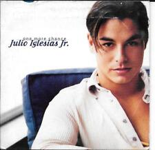 CD SINGLE 2 TITRES--JULIO IGLESIAS JR.--ONE MORE CHANCE--1999