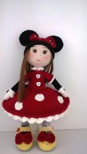 Handmade Crochet Doll ,crochet doll