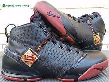 Nike Zoom LeBron V 5 men sz 12 varsity/black/crimson/gold 317253-001 james cavs