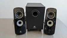 Logitech PC Speaker System Z323 casse impianto 2.1 2 satelliti subwoofer TV