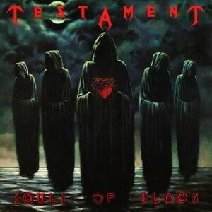 Testament Souls Of Black LP Cover Decal Vinyl Bumper Sticker or Fridge Magnet