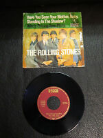 "7 ""  The Rolling Stones     Have You Seen Your Mother Baby vinyl"