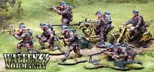 Collectors Showcase Ww2 German Normandy Waffen Set Mib