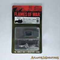 WW2 Axis Sd Kfz 250/1 Halftrack (early) - Sealed Blister - Flames of War C1151