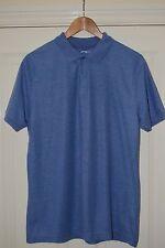 Cedarwood State pique polo shirt. Size L. Sky blue. V.Good quality.