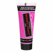 Manic Panic High Voltage Mini 25ml Semi-Permanent Hair Colouring Cream - Cotton Candy Pink