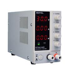 Adjustable Power Supply 30v10a110v Precision Variable Dc Digital Lab Nps306w