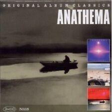 "ANATHEMA ""ORIGINAL ALBUM CLASSICS"" 3 CD NEW"