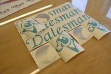 ABI Dalesman Classic Caravan Stickers Decals Graphics - SET OF