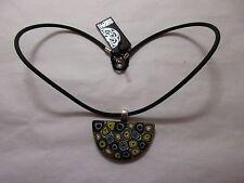 ercole moretti murano pendant necklace