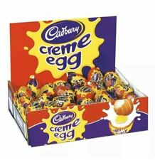 Cadbury Creme Cream Easter Eggs x 40 eggs BBD 31.07.2020  not past use by date