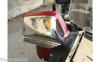 Honda Goldwing GL1500 - NEW chrome mirror back ACCENTS (pair)