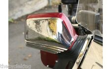 Honda Goldwing GL1500 - NEW chrome mirror back ACCENTS (pair)