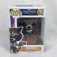 Funko Pop Marvel: Guardians of Galaxy Action Figure- Rocket