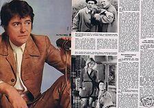 Coupure de presse Clipping 1973 Jean-Pierre Mocky  (3 pages)
