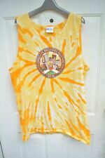 Oregon Brewers Fesitval Portland 2016 yellow tank top size XL