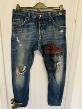 Dsquared Jeans Kenny Rocky Horror