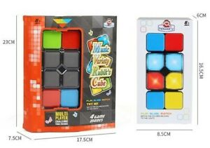 Magic Music Variety Rubik's Cube Electronic Puzzle Game Kids Xmas Gift