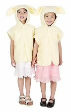 Childs Kids Lamb Tabard Animal Nativity Fancy Dress Costume Age 3-8 Years P10004