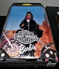 Nib- Beautiful Harley Davidson Barbie - Gotta Lqqk !