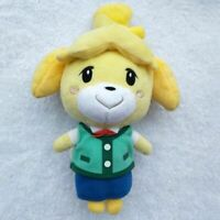 Cute Crossing New Horizons Isabelle Plush Soft Stuffed Doll Animal Toy Kids Gift