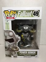 Funko Pop! Games Fallout #49 Power Armor Vinyl Figure