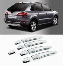 Chrome Door Handle Catch Molding Cover 9p For 2008-2013 Renault Koleos QM5