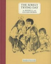 Sorely Trying Day by Russell Hoban c2010, VGC Hardcover New York Review of Books