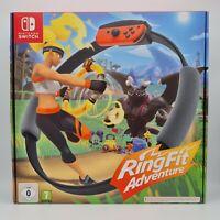 Nintendo Switch Ring Fit Adventure Ring Con *inklusive Spiel* **NEU & OVP**