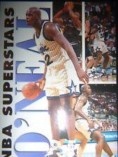 Shaquille O'neal Fleer 93-94 NBA Superstars CArd