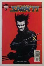 New listing Wolverine Snikt! # 1 Nm 9.4 Marvel 2003