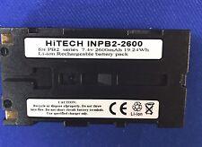 Hitech USA(Japan Li2.6A)For Intermec/Honeywell P/N.:318-040-001 PB2 PB3 Printer
