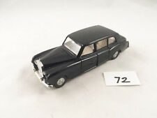 STUNNING LATE ISSUE DINKY # 152 ROLLS ROYCE PHANTOM V DIECAST CAR BLACK 1970S