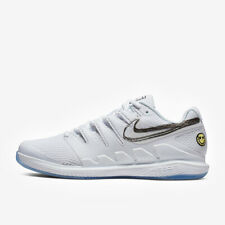 New Nike Air Zoom Vapor X Nadal White HC Tennis Shoes Men Size 8 AA8030-104