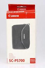 Canon SC PS700 Weichtasche für Canon Powershot G1 ,G2, G3 und G5