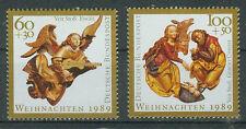 BRD Briefmarken 1989 Weihnachten Mi.Nr.1442+1443** postfrisch