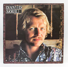 David Soul - David Soul -  Music Vinyl Record Album - Plus Bonus LP
